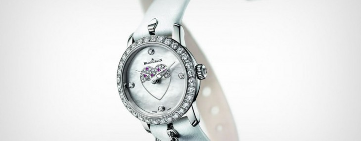 'The Loveable Ladybird' – Blancpain's New Limited Edition Timepiece For Valentine's Day