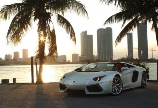 Get a Lamborghini as a Gift