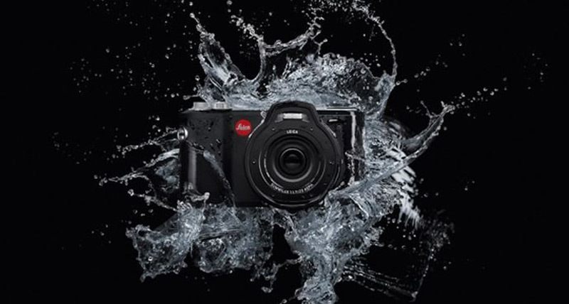 Leica's First Underwater Camera