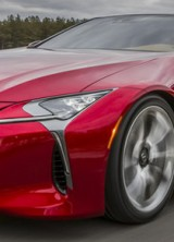 New Luxury Coupe – Lexus LC 500