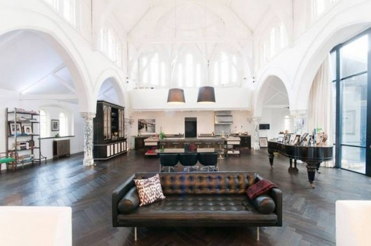 London's Church Transformed Into Luxurious Residence