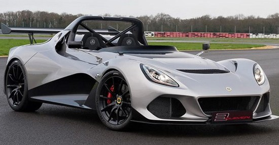 3-Eleven Is The Most Expensive Lotus On The Market
