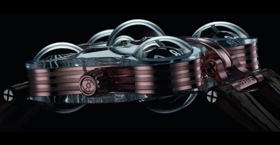 MB&F Horological Machine No. 6 SV Will Cost You $400,000