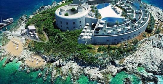 From Concetration Camp to Prestigious Resort – Mamula Island
