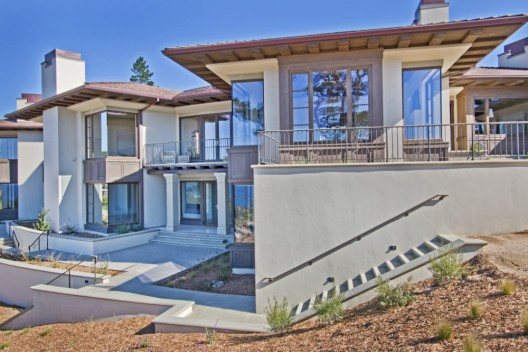 Luxury Ocean View Pebble Beach Home On Sale For $22 Million