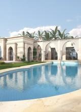 Moroccan Estate Under Construction in Caesarea, Israel On Sale