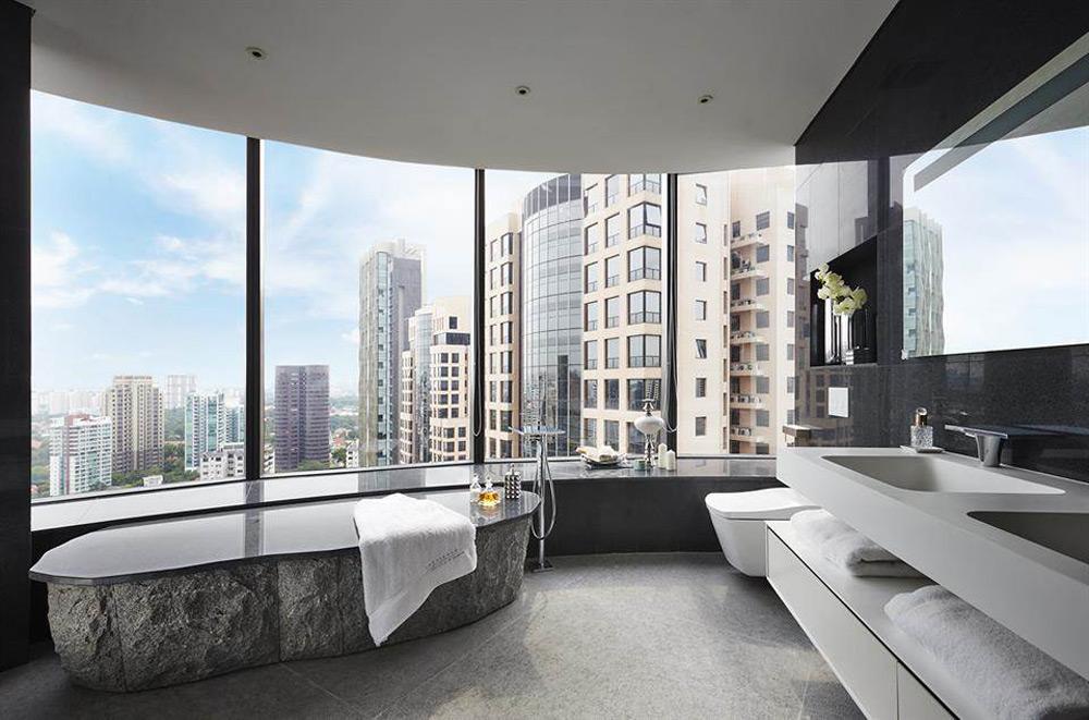 Penthouse At Boulevard Vue, Singapore On Sale For $20 million SGD