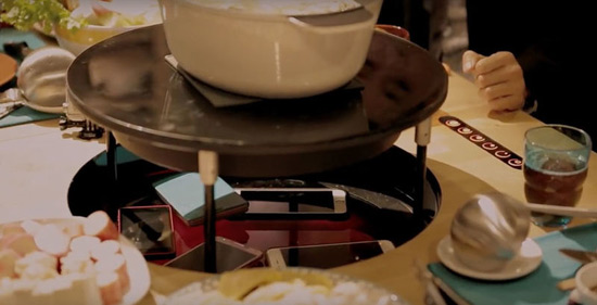 Smartphone-Powered Hot Plates