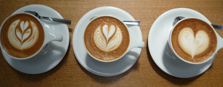 The Ripple Maker Transforms Your Coffee Into Artwork