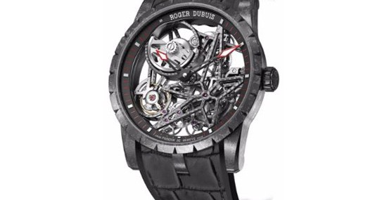 Carbon Version of Roger Dubuis Watch