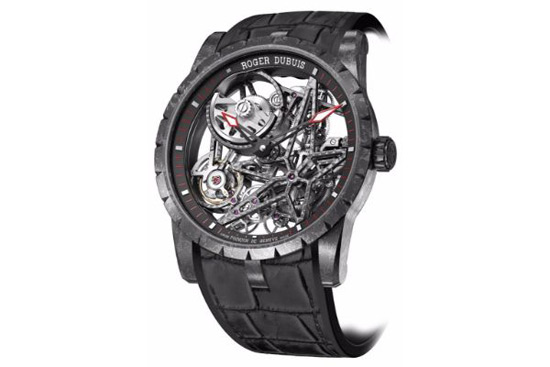 Roger Dubuis Carbon Watch