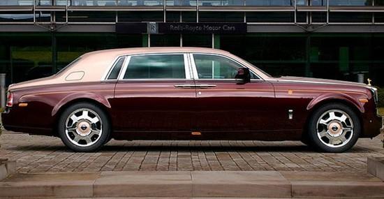 Rolls-Royce Phantom Sacred Fire Special Edition