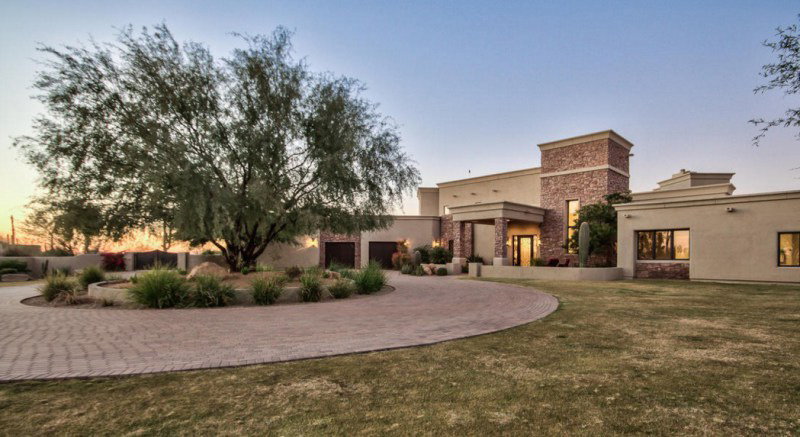 Sarah Palin Selling Her Scottsdale Estate
