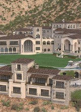 Huge Unfinished Scottsdale's Silverleaf Mansion Sold For Just $5 Million