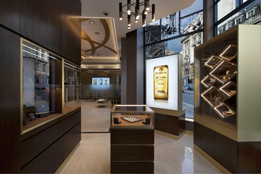 Sharps Pixley Just Opened UK's First Bullion Showroom in London