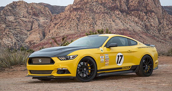 Special Shelby American Terlingua Mustang
