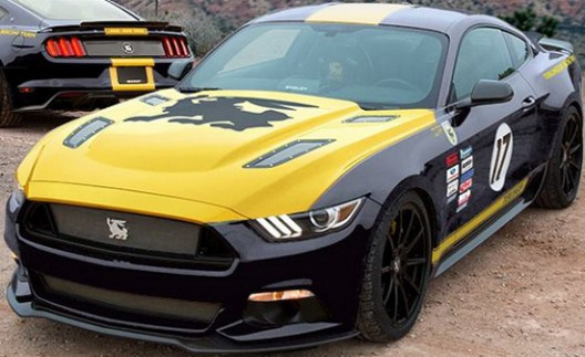 Shelby American Terlingua Mustang