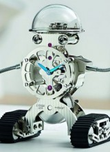 New Happy Robot – Sherman by MB&F