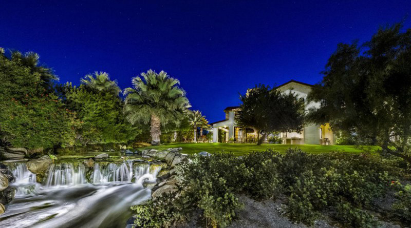 Sylvester Stallone's La Quinta Home On Sale For $4.199 Million