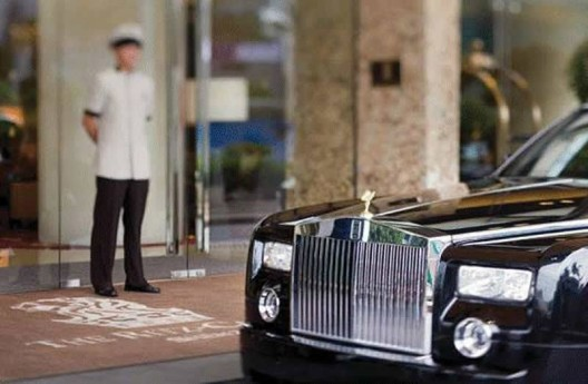 Guests of The Ritz-Carlton, Bahrain Can Enjoy in Rolls-Royce Ghost Series II