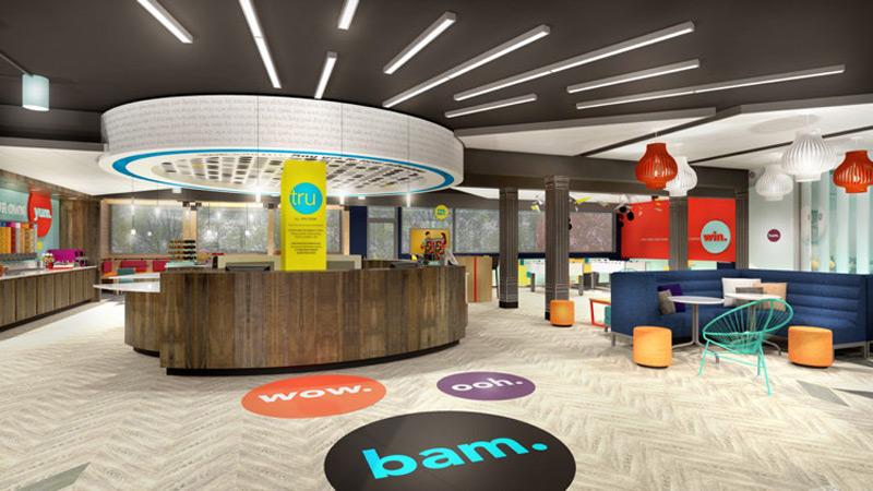 Tru by Hilton - Hilton Worldwide's New Midscale Brand