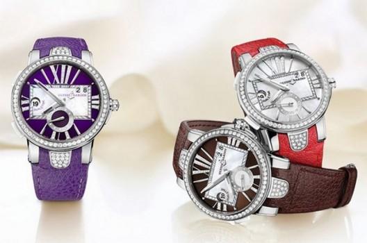 Ulysse Nardin's Executive Lady Timepieces