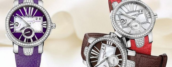 Ulysse Nardin's Executive Lady Timepieces