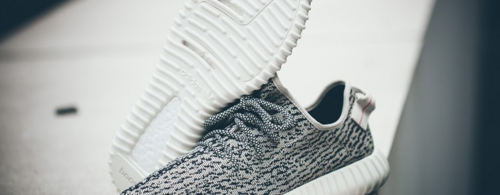 """Kanye West's """"Yeezy"""" Sneakers To Get a Revamp"""