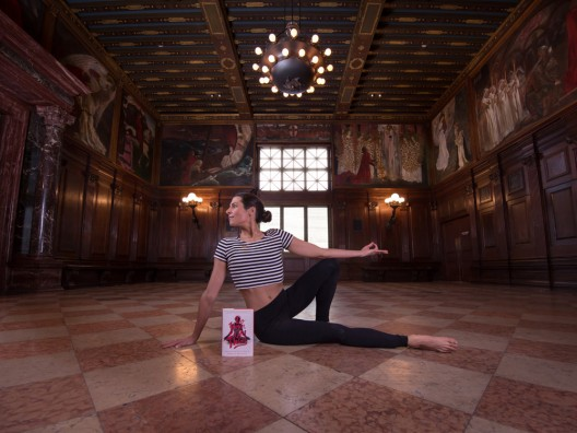 Free Yoga Classes at the Boston Public Library