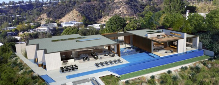 Beverly Hills House With Private Nightclub Listed For $100 Million