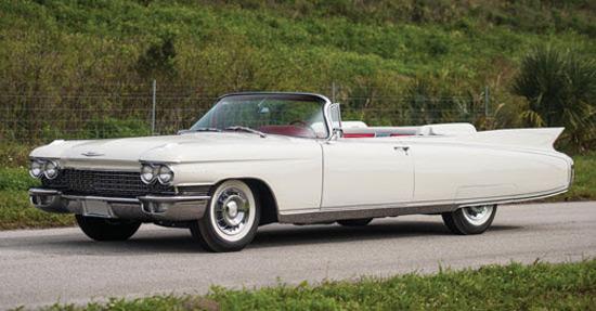 1960 Cadillac Eldorado Biarritz Convertible