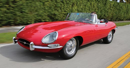 1964 Jaguar E-Type Series I 3.8 Roadster