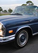 1971 Mercedes-Benz 280SE 3.5 Cabriolet At Fort Lauderdale 2016