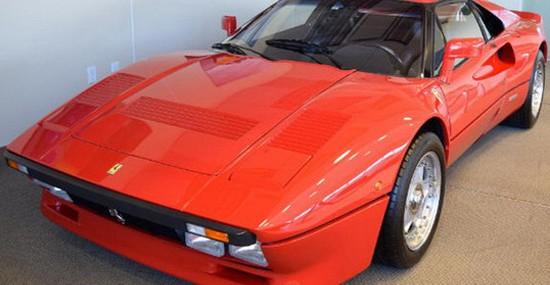 1985 Ferrari 288 GTO On Sale For $3 Million