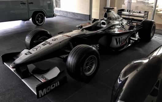 2003 McLaren Formula 1 car