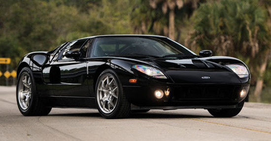 2005 Ford GT To Be Offered At Auctions America's Fort Lauderdale Sale