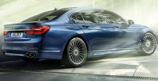New 2017 BMW Alpina B7 xDrive