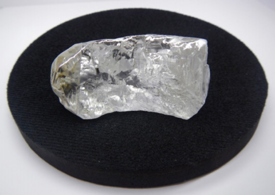 Giant 404.2-carat Diamond Just Discovered In Angola