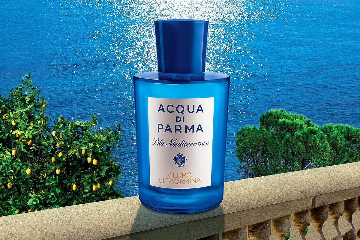 Acqua di Parma Blue Mediterraneo Cedro di Taormina