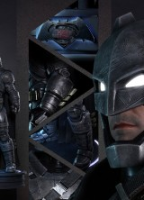 Armored Batman Life-Size Figure Standing 7.2 Ft. Tall