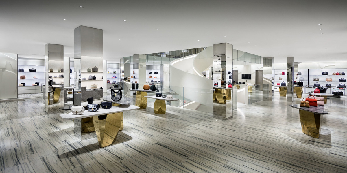 Barneys New York New Chelsea Flagship