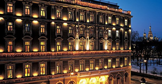 Belmond Grand Hotel, Sankt Petersburg Fit For Royalty