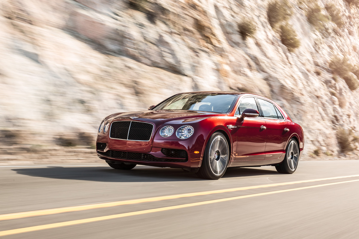 New Bentley Flying Spur V8 S To Debut At Geneva International Motor Show