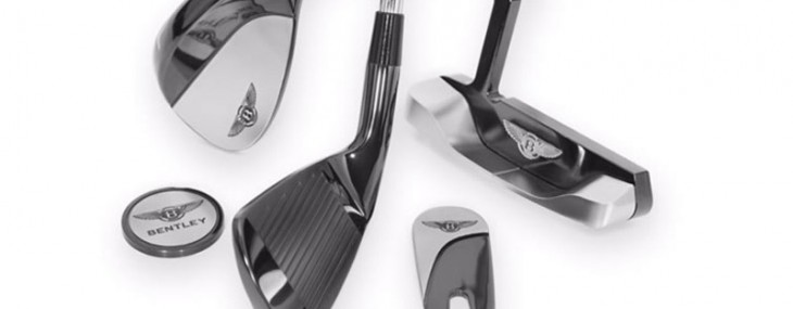 Bentley's Launches its Own Golf Clubs And Accessories Collection