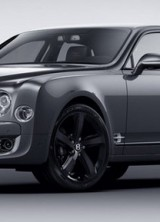 Special Bentley Mulsanne Speed Beluga Edition