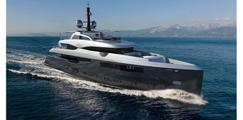 New Bilgin 155 Superyacht Is On Track For Delivery