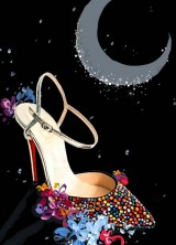 Christian Louboutin's Clair de Lune Collection