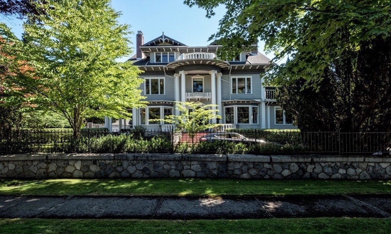 First Shaughnessy Heritage B Mansion Lists For $18.8-Million