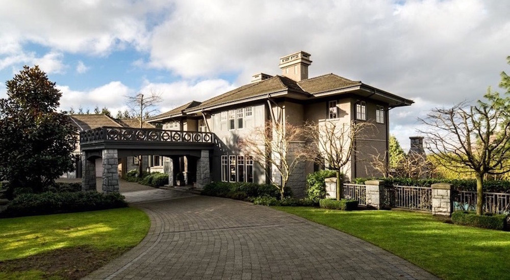 First Shaughnessy Home Lists For $28.8 Million CAD