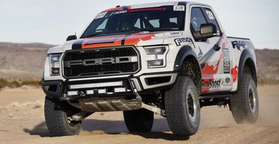 Ford F-150 Raptor Racing